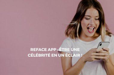 reface app