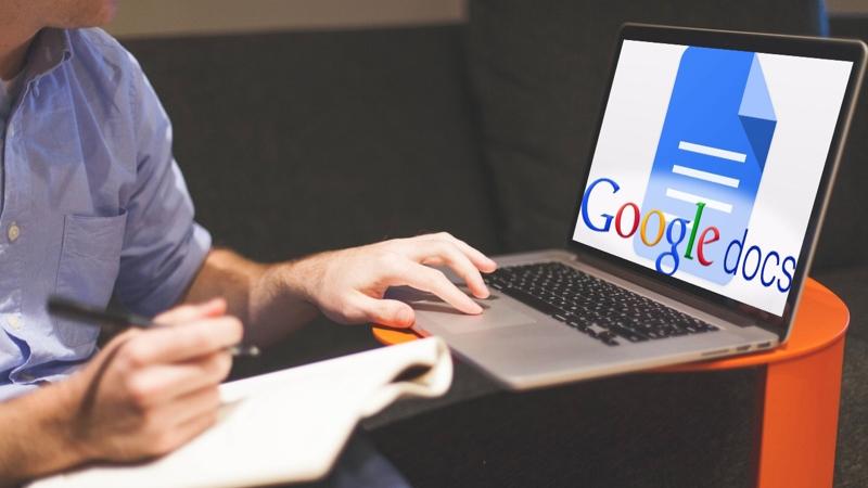 utilisation googledocs