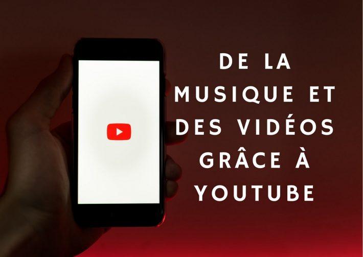 vidéo sur Youtube